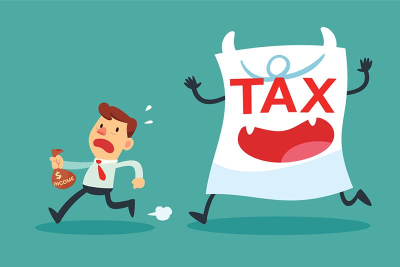 como evitar ser taxado