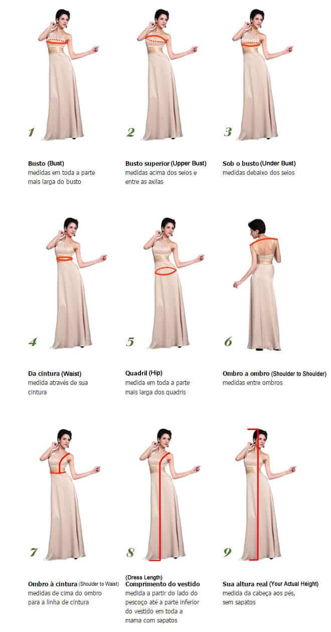 comprar vestidos de festa online pronta entrega