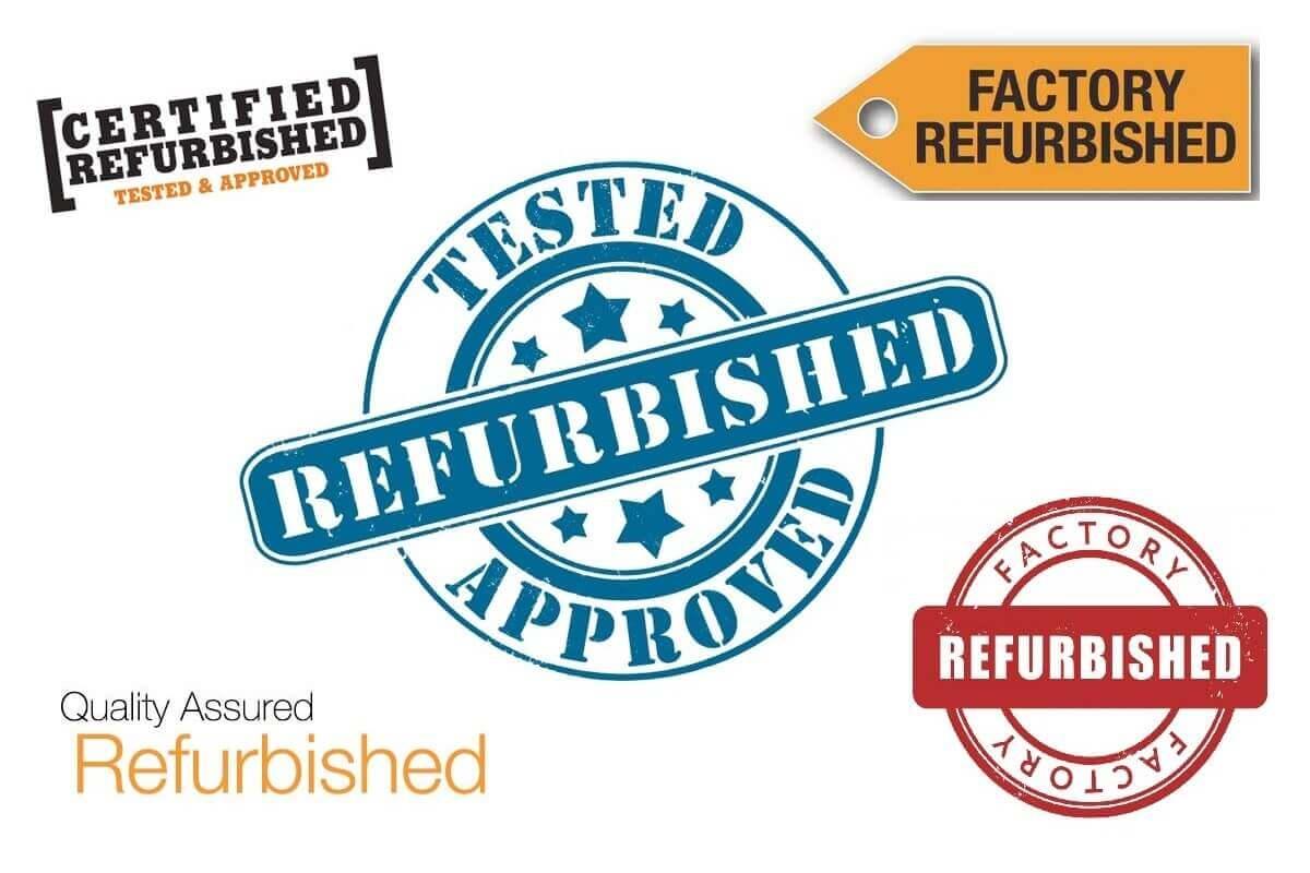 como comprar produtos refurbished