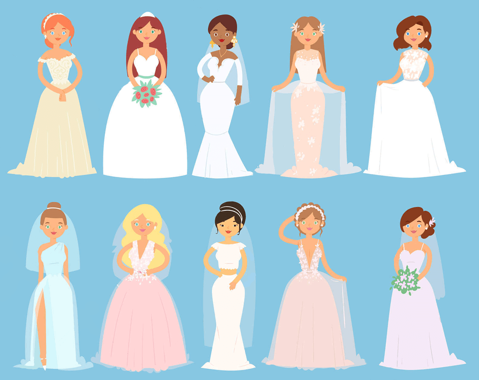 como comprar vestido de noiva importado pela internet