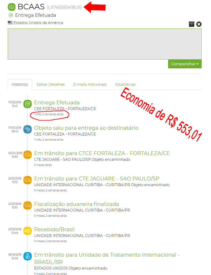 procure por vendedores de boa reputação