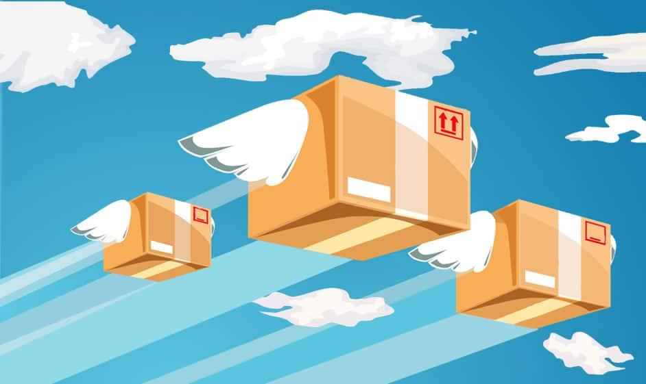 rastreamento Fedex, a DHL, a TNT e a UPS