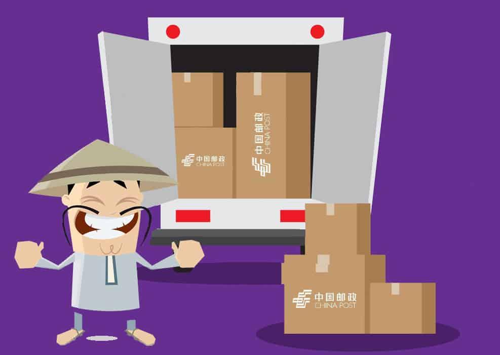 aliexpress standard shipping, rastreamento china post