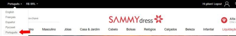 SammyDress é confiável? Como Comprar
