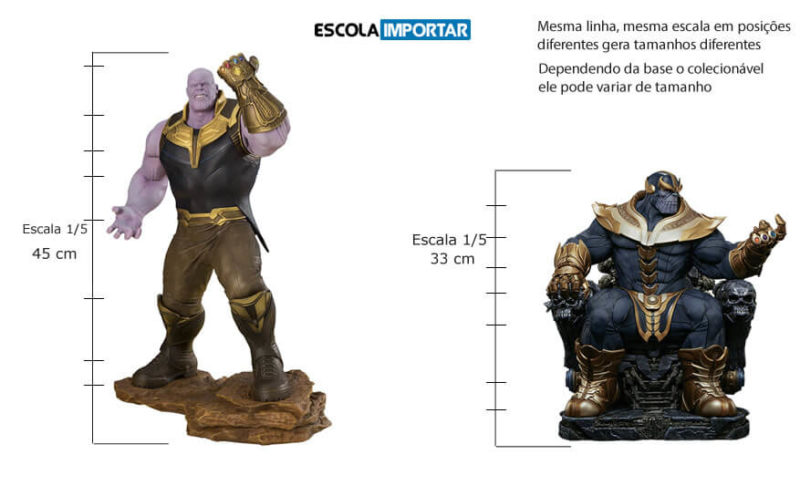 action figure thanos