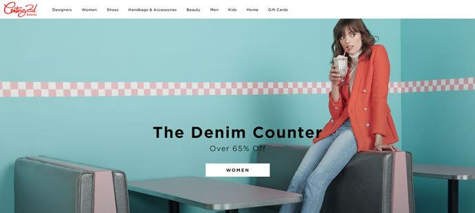 century21 - sites de compras de roupas eua