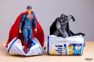 como importar action figures marvel