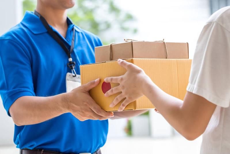 Rastreamento internacional via Serviços Postais Epack, China Post, AliExpress Standard