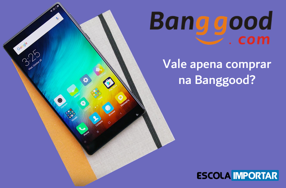 Banggood e confiável