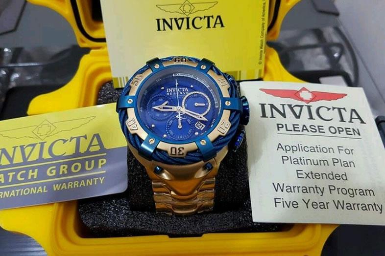 Como comprar relógios Invicta na JomaShop