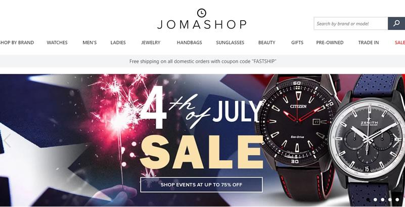JomaShop importar relogios